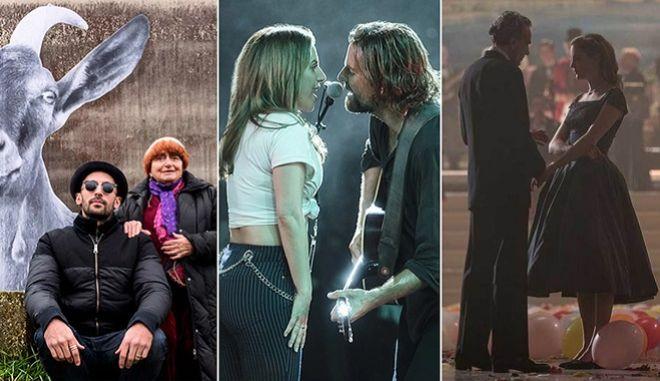Τοπ 20 ταινίες: Οι καλύτερες της χρονιάς