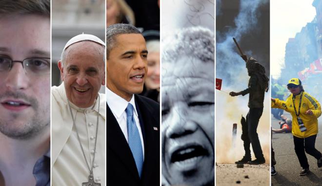 Διεθνής ανασκόπηση: Τα 50 σημαντικότερα γεγονότα του 2013
