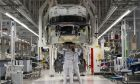Εργοστάσιο αυτοκινήτων της Volkswagen στη Γερμανία
