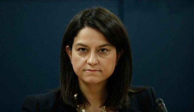 Η υπουργός Παιδείας, Νίκη Κεραμέως EUROKINISSI POOL APE ΓΙΑΝΝΗΣ ΚΟΛΕΣΙΔΗΣ