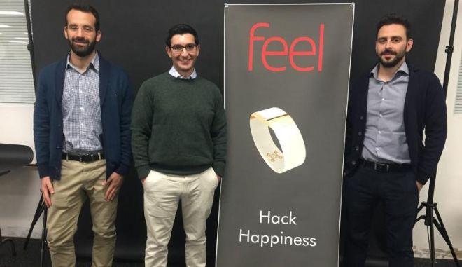 Νέοι επιστήμονες από τη Νάξο έφτιαξαν το πρώτο βραχιόλι που αναγνωρίζει τα συναισθήματά σου