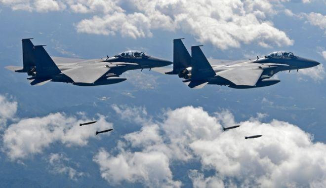 Μαχητικά F-15 της Νότιας Κορέας, Αρχείο