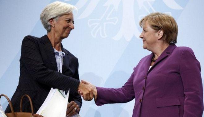 Άξονας ΔΝΤ - Βερολίνου