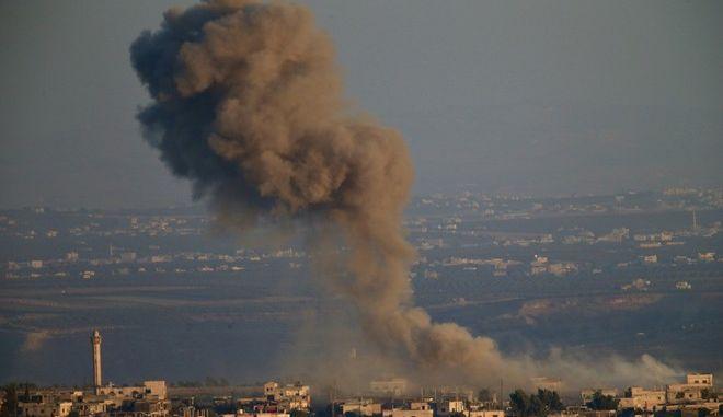 Έκρηξη στη Συρία - Φωτό αρχείου