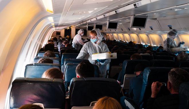 Μάλτα: Ποινή φυλάκισης επειδή αρνήθηκε να φορέσει μάσκα στο αεροπλάνο