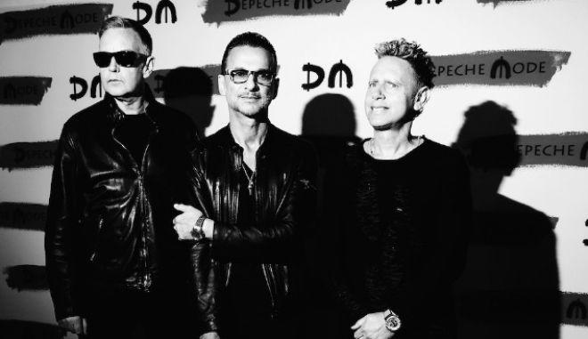 Οι Depeche Mode επιστρέφουν στην Ελλάδα