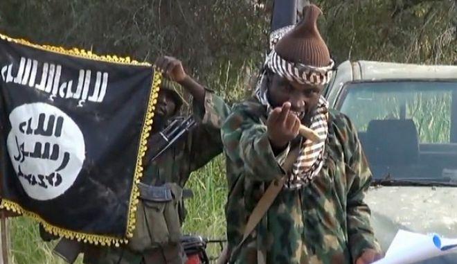 Υποταγή στο Ισλαμικό Κράτος δηλώνει η Μπόκο Χαράμ