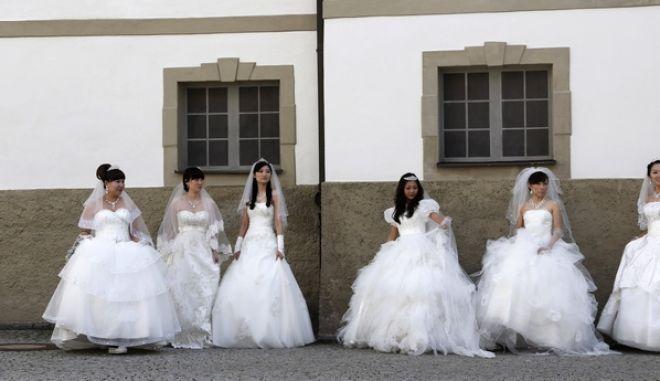 Γαμήλια τελετή (ΦΩΤΟ Αρχείου)