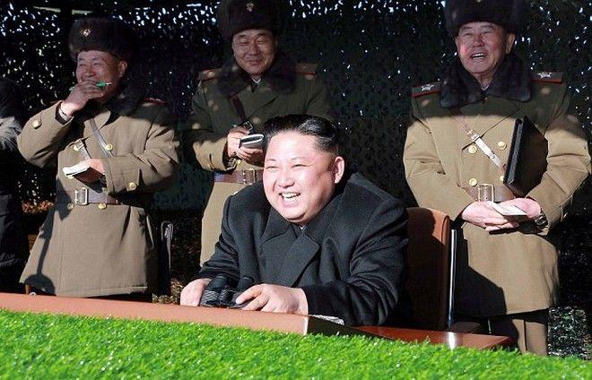 Ο Κιμ Γιόνγκ Ουν μέθυσε και την πλήρωσαν οι αξιωματούχοι του