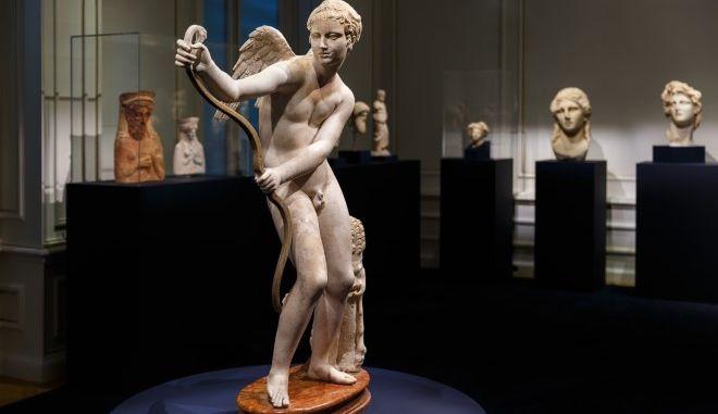 «ΚΑΛΛΟΣ. Η Υπέρτατη Ομορφιά» στο Μουσείο Κυκλαδικής Τέχνης