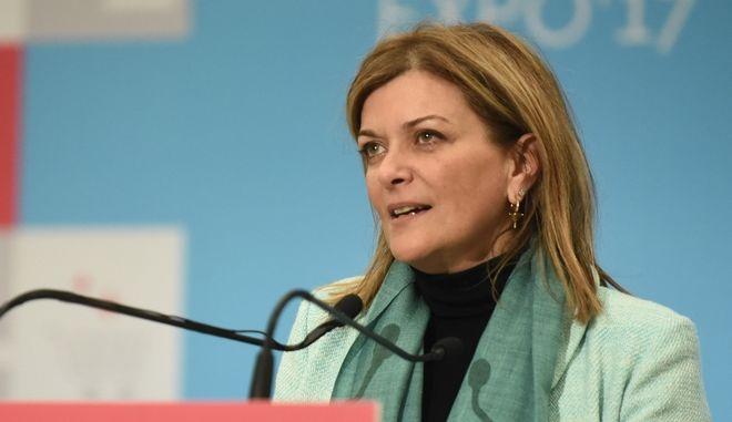 Αντωνοπούλου: 'Επιστρέφω τα χρήματα, παραμένω στη διάθεση του πρωθυπουργού'