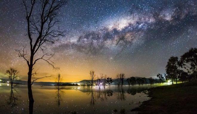 Πάνω από 1 δισ. αστέρια περιλαμβάνει ο νέος χάρτης του Γαλαξία
