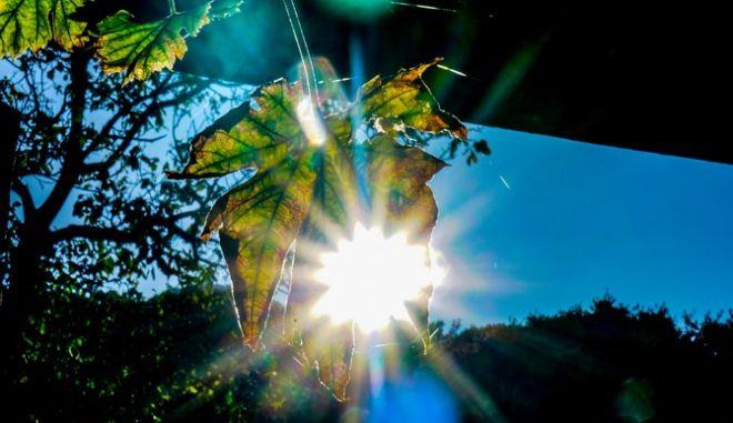 Ηλιοφάνεια στην Αρκαδία