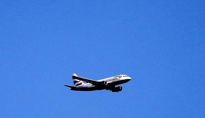 Αεροσκάφος της British Airways