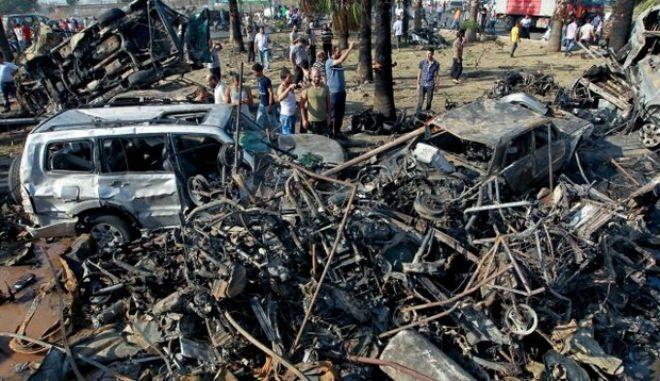 Μια νεκρή από αεροπορική επιδρομή στον Λίβανο