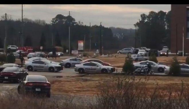 Συναγερμός στην Ατλάντα: Εκκένωση ξενοδοχείου μετά από εισβολή ενόπλου