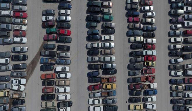 """Έρχεται το """"έξυπνο"""" πάρκινγκ στην Αθήνα"""