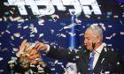 O Benjamin Netanyahu