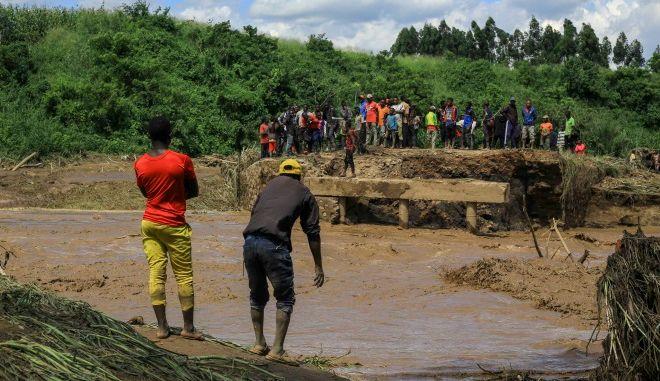 Ποταμός στο Κονγκό
