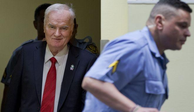 Ο Ratko Mladić