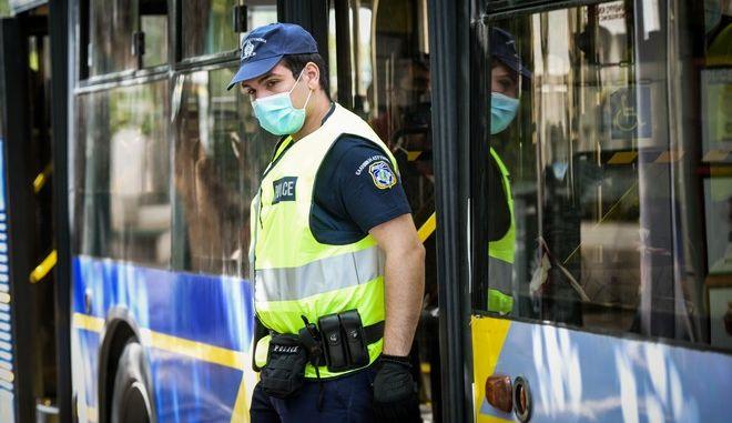 Εκτεταμένοι έλεγχοι στα μέσα μαζικής μεταφοράς από την αστυνομία
