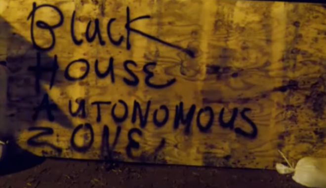 Black House Autonomous Zone