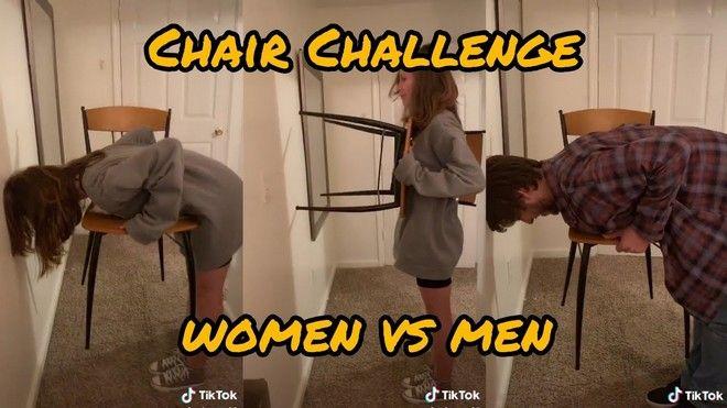 Το chair challenge