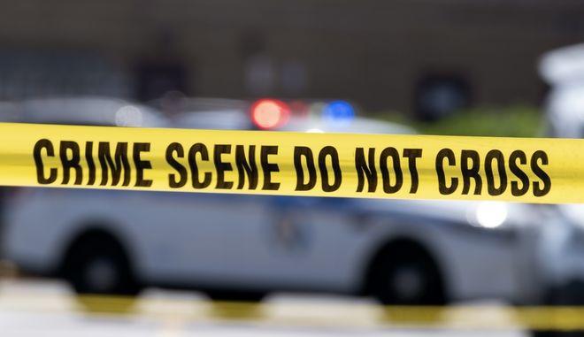 Σκηνή εγκλήματος στις ΗΠΑ