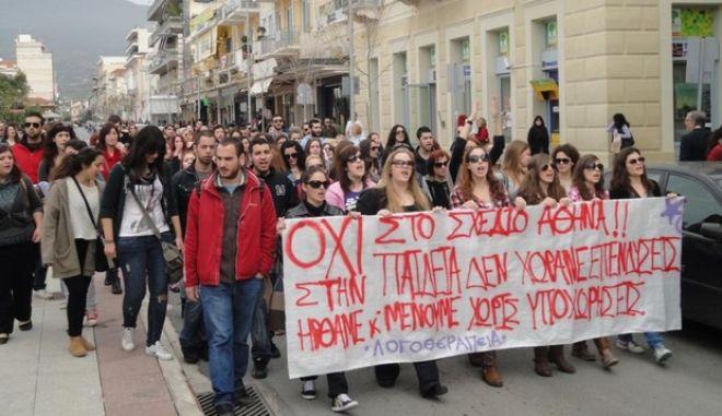 """Πανελλαδικό """"Όχι"""" στο σχέδιο Αθηνά - Ντόμινο λουκέτων στις σχολές"""
