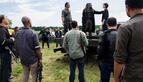 Φινάλε για την 8η σεζόν του Walking Dead