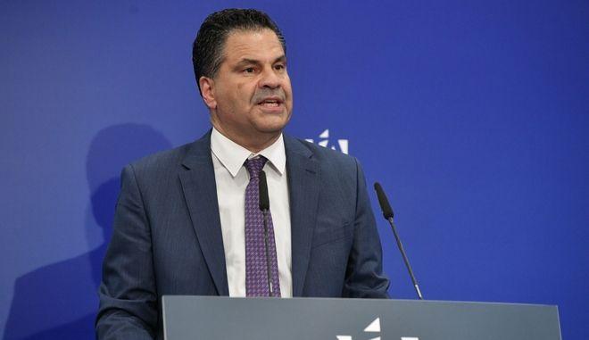 Γιώργος Στεργίου, Γραμματέας της ΠΕ της ΝΔ
