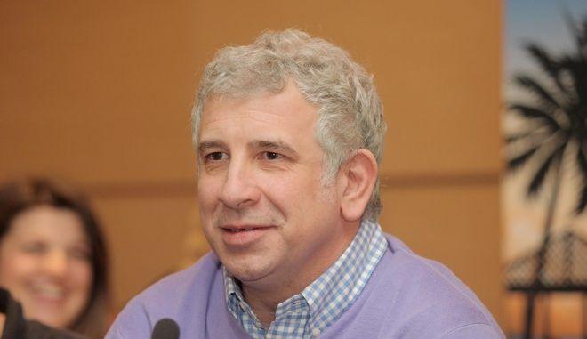 Ο ηθοποιός Πέτρος Φιλιππίδης
