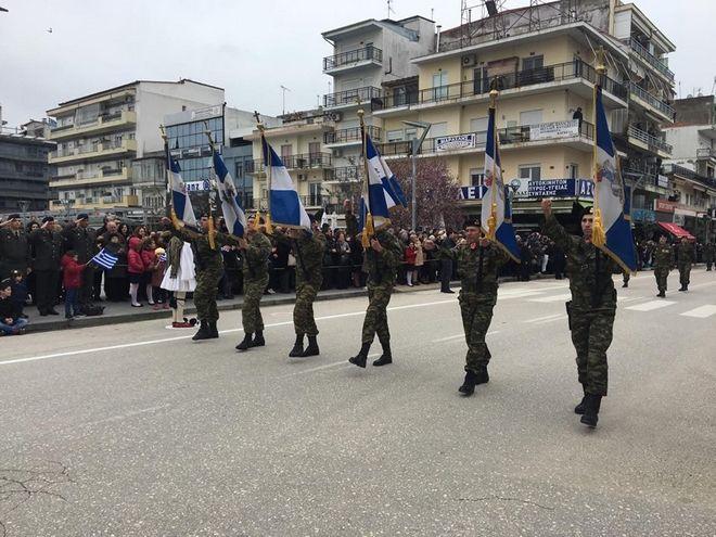 25η Μαρτίου: Παρέλαση στην Ορεστιάδα στη σκιά της κράτησης των δύο