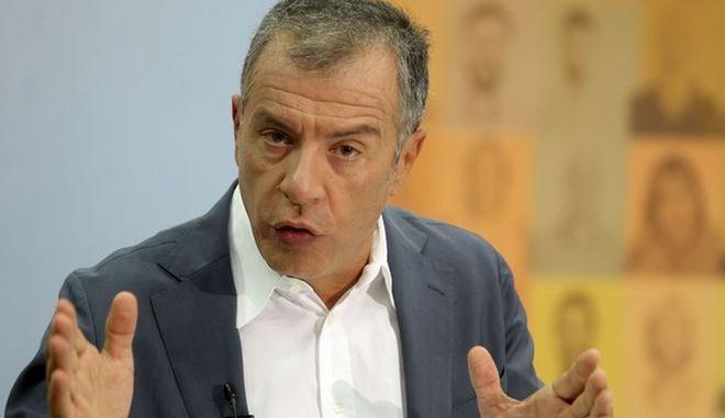Σταύρος Θεοδωράκης: Το Ποτάμι δεν είναι υπάλληλος ούτε της ΝΔ ούτε του ΣΥΡΙΖΑ