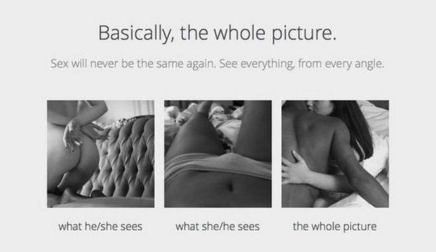 Το App που αλλάζει το σεξ. Και θα μας βάλει τα γυαλιά
