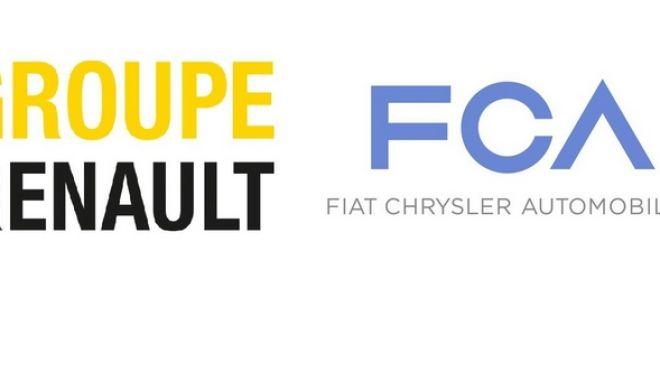 Renault και Fiat Chrysler Automobiles