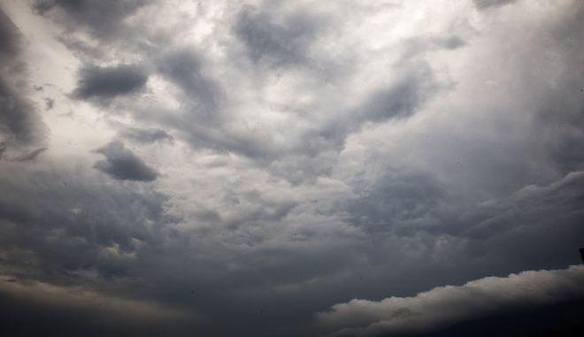 Καταιγίδες και ισχυρές βροχοπτώσεις στην Αττική