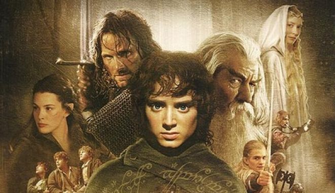 Lord of the Rings official poster