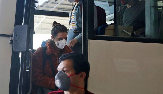 Πολίτες στο Νεπάλ