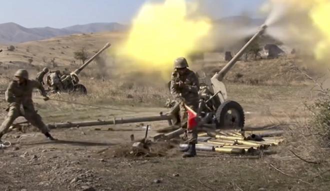 Συγκρούσεις στο Ναγκόρνο-Καραμπάχ