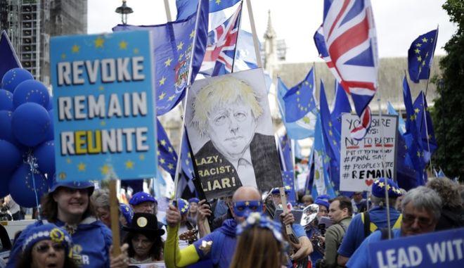 Στη δίνη του Brexit η Βρετανία