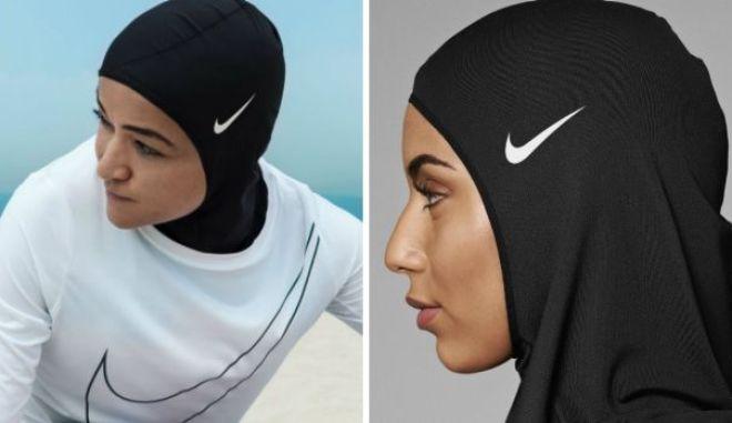 Η Nike λανσάρει μαντίλα ειδικά σχεδιασμένη για μουσουλμάνες αθλήτριες