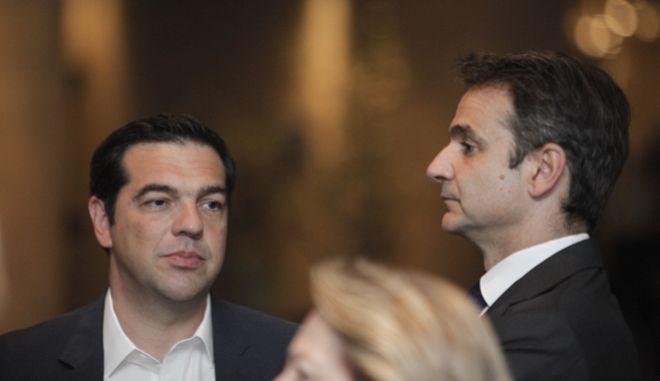 Με Τσίπρα και Μητσοτάκη η Ευρω-Αραβική Σύνοδος