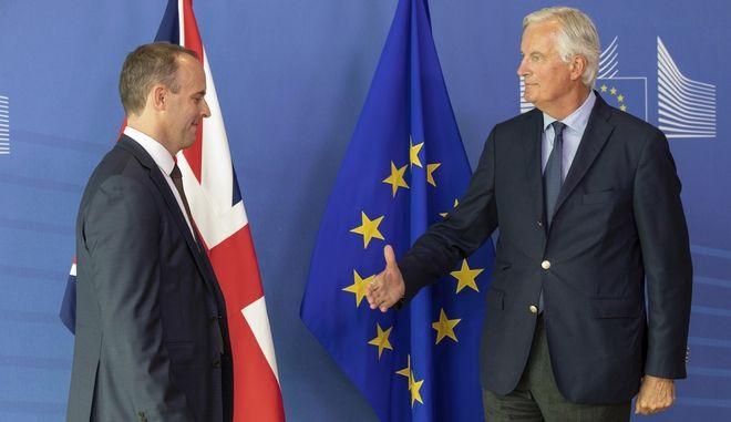 Στην τελική φάση οι διαπραγματεύσεις ΕΕ - Βρετανίας για συμφωνία για το Brexit