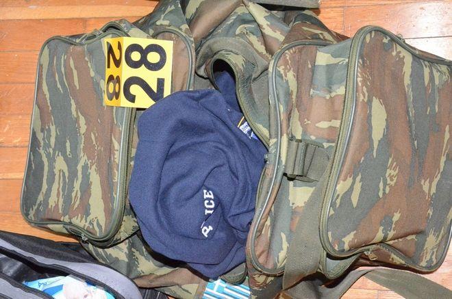 Δολοφονία Ζαφειρόπουλου: Βαρύτατος οπλισμός και αστυνομικές στολές στο σπίτι των κατηγορούμενων -Τι ετοίμαζαν