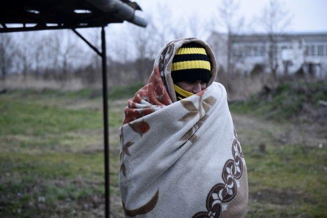 Μετανάστης από το Αφγανιστάν