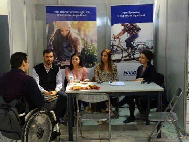 Career Fair.4all - Ημέρα Καριέρας για Άτομα με Αναπηρία 2019: