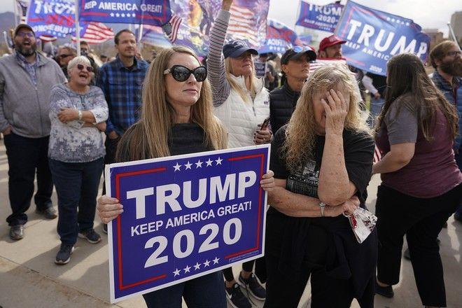 Υποστηρικτές του Τραμπ