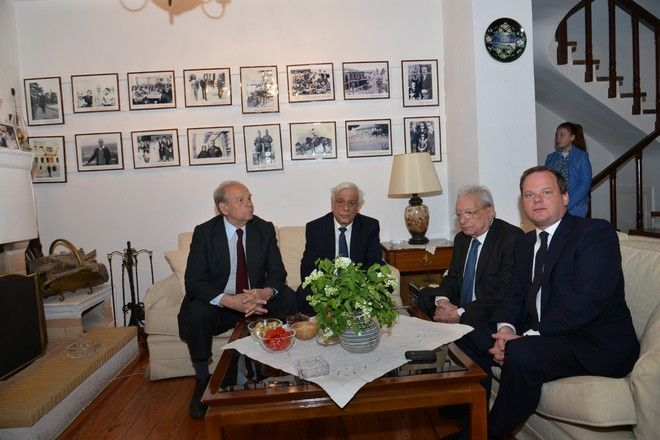 Μήνυμα Παυλόπουλου υπέρ του ευρωπαϊκού δρόμου από την Πρώτη Σερρών