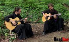 Ορθόδοξοι καλόγεροι διασκευάζουν Iron Maiden